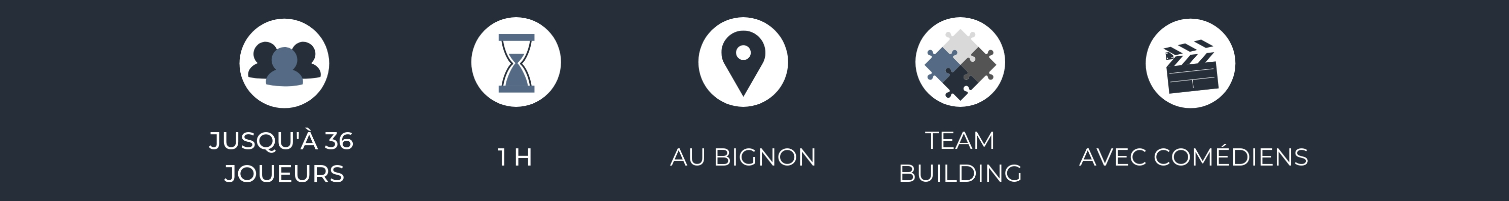 terreur au Bignon, escape game d'horreur